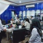 Entry Meeting KemenPUPR dalam rangka pelaksanaan telaah sejawat pada Inspektorat Utama BNN