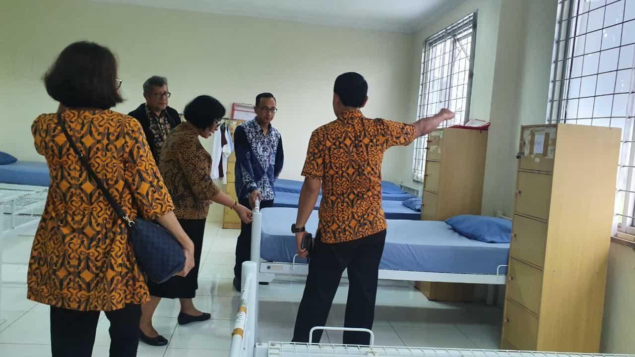 BNN RI Beri Prioritas Dan Optimalkan Fasilitas Loka Rehabilitasi Untuk Compulsary