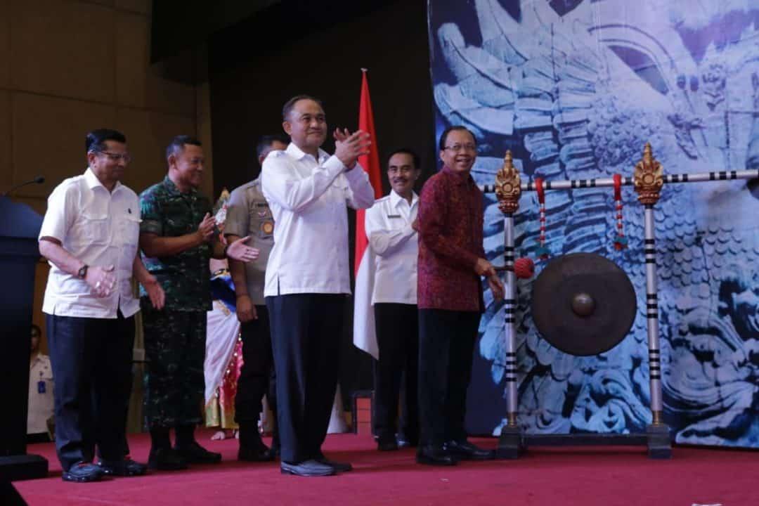 Tegas Melindungi Negeri, BNN Gelar RAPIM Tahun 2020 Di Bali