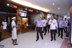 Kunjungi Mall Pelayanan Terpadu Pemda Badung, Kepala BNN RI Beri Apresiasi