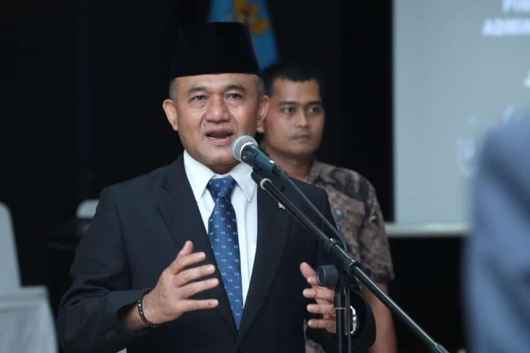 KA BNN RI Lantik Pejabat Baru Pimpinan Tinggi dan Administrator di Lingkungan BNN