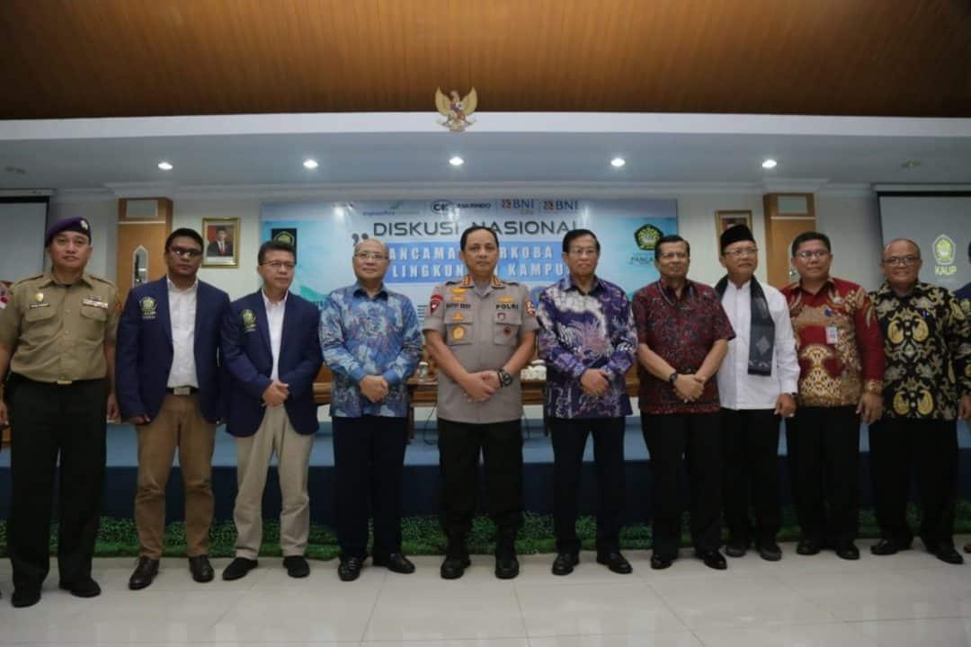 WAKAPOLRI : Indonesia Emas 2045 Terancam Gagal Jika Generasi Muda Terjerat Narkoba.