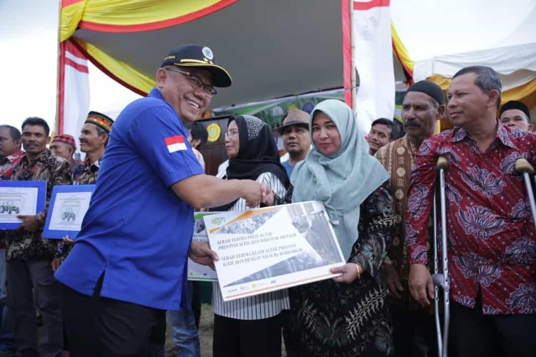 BNN Dan Kementan Panen Puluhan Ribu Ton Jagung Guna Dukung Program GDAD Di Bireun