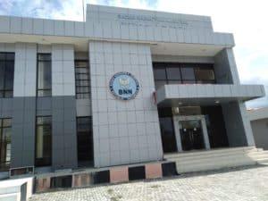 Verifikasi Jabatan Kepaala BNNP dan BNNK