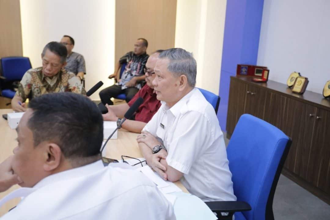 BNN RI Berikan Asistensi Kabupaten Empat Lawang Terkait Raperda Bahaya Narkoba