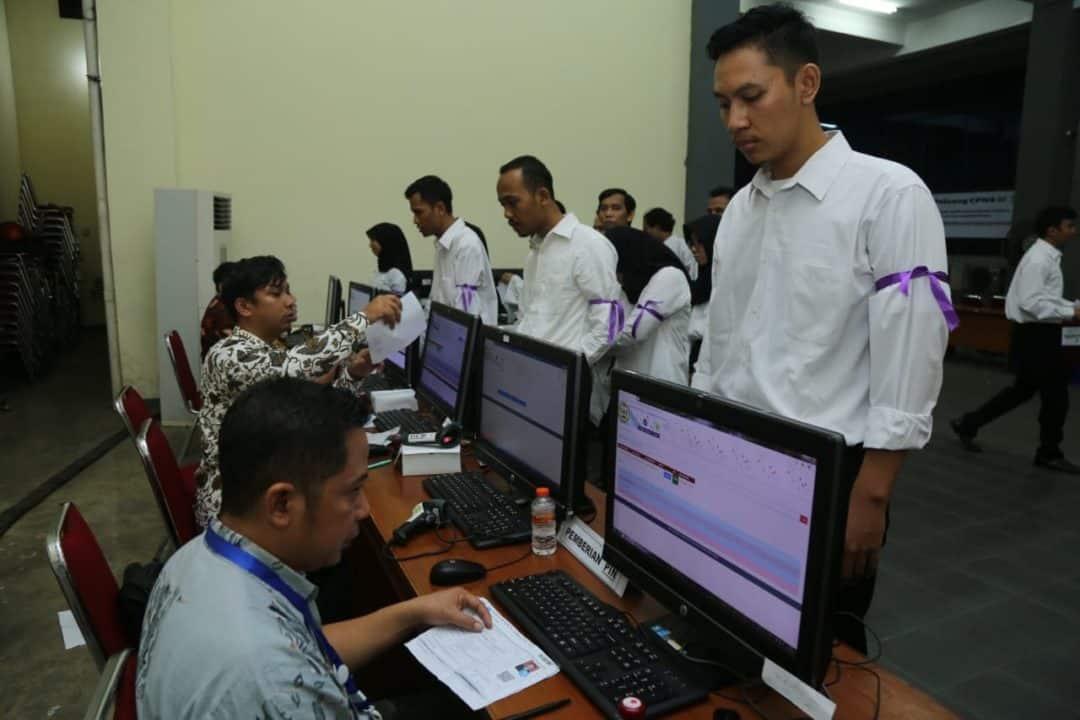 Ribuan Pelamar CPNS Berebut 154 Formasi PNS di BNN