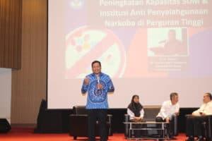 Tingkatkan Komitmen Kampus Bersih Narkoba, ARTIPENA Lantik DPW DKI Jakarta