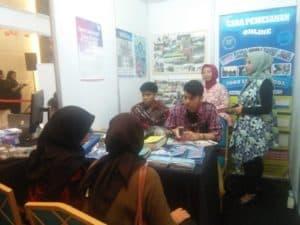 Partisipasi BNN dalam Pameran Days Of Law Career 2020Day