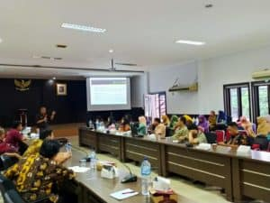 Pelatihan Kantor Sendiri (PKS) di lingkungan Ittama BNN