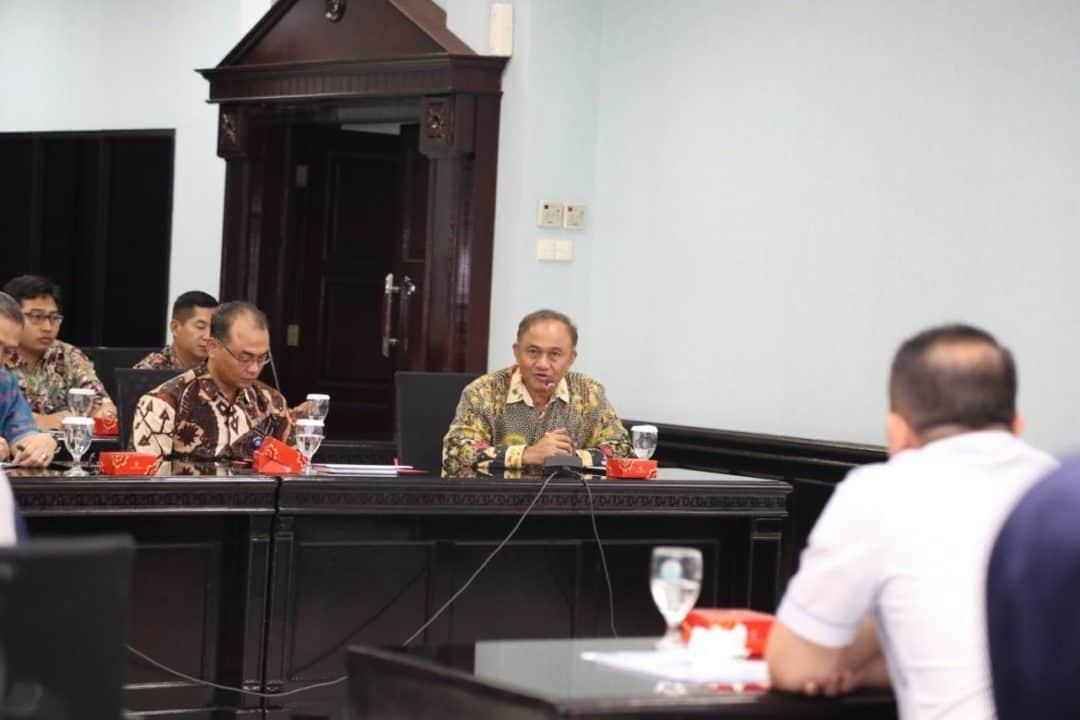 Jalin Sinergitas,DPRD Sumut Dukung BNN Berantas Narkoba