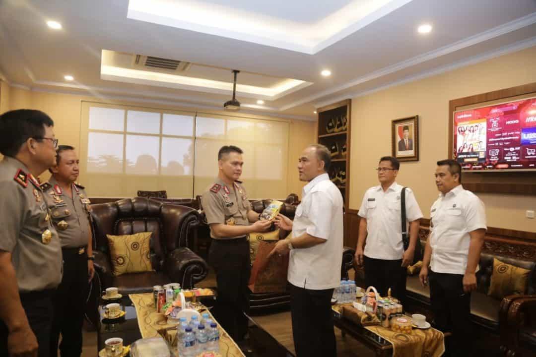 Jalin Sinergi, Kepala BNN RI Kunjungi Criminal Justice System Provinsi Jambi