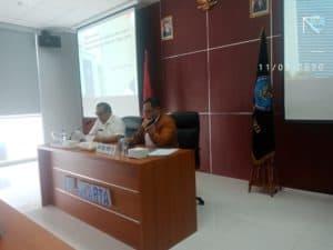 Entry Meeting Pemeriksaan BPK-RI pada BNNP DKI Beserta Jajarannya