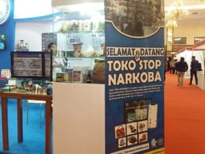Pameran HLS ( Home Land Security ) di JCC