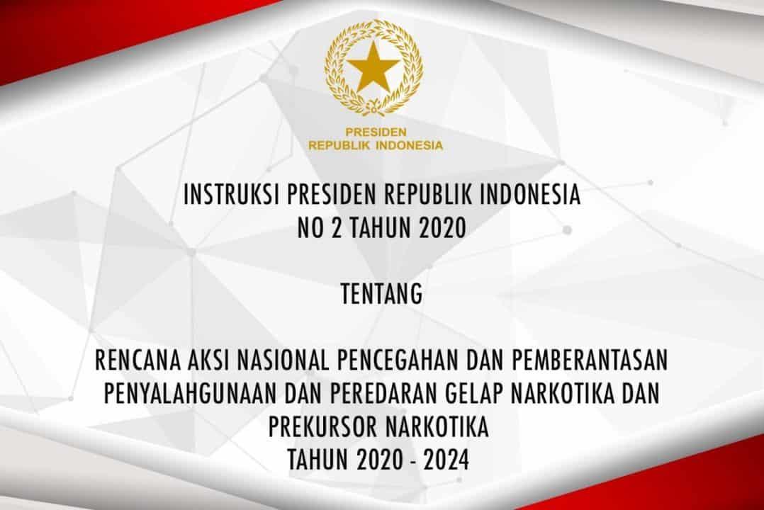 Inpres No. 2 Tahun 2020 Tentang RAN P4GN