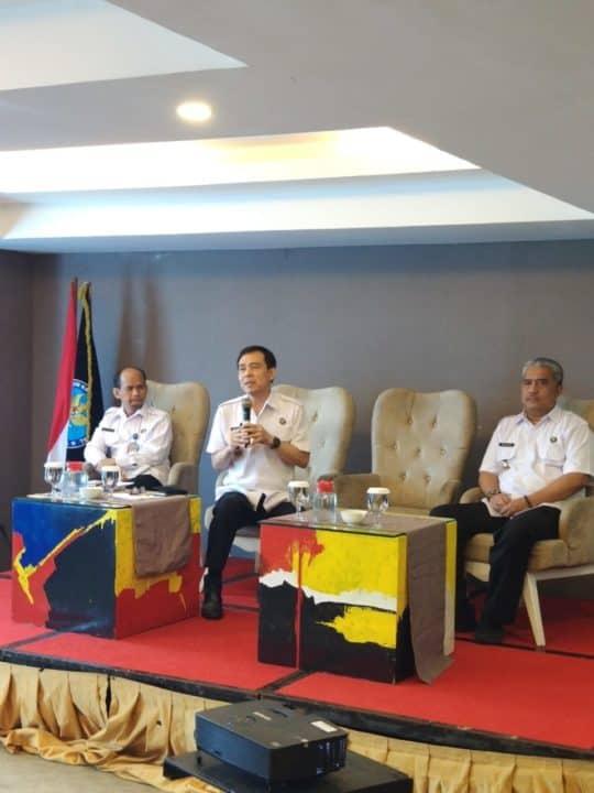 Wujudkan Keadilan Bagi Pecandu, BNN dan BNN Provinsi NTT Gelar Rakor Bersama Aparat Penegak Hukum
