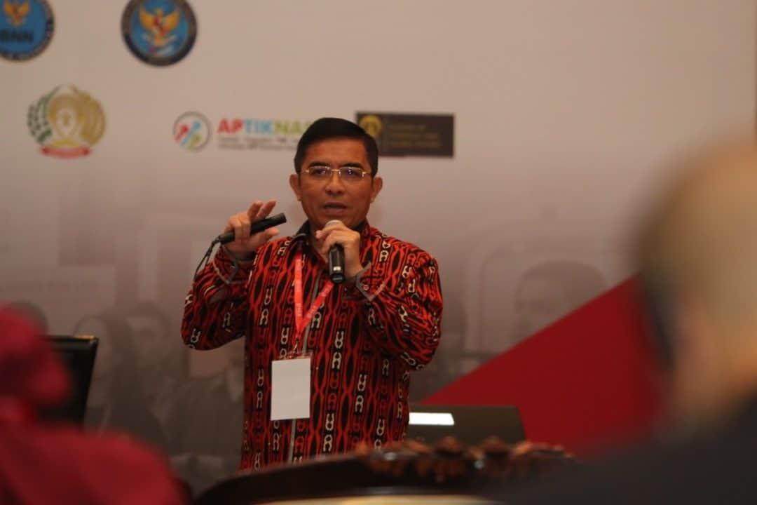 DEPUTI Pencegahan BNN RI Jadi Pembicara Di Conference Programme Homeland Security Expo 2020
