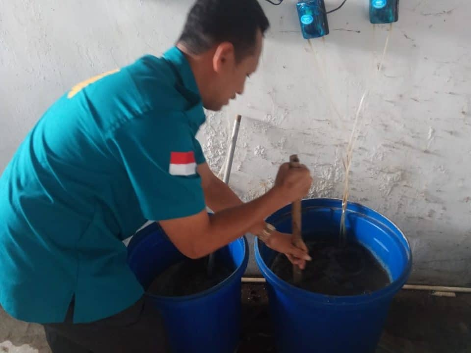 Pupuk Stop Narkoba : Produksi Lokal, Kualitas Menjual