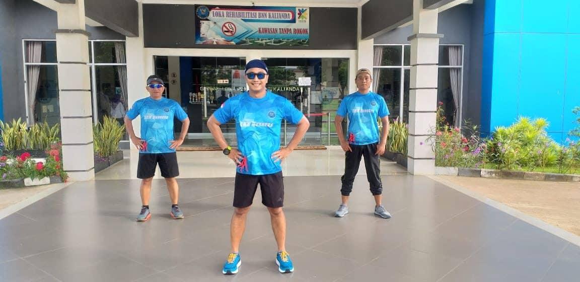 Mengenal Lebih Dekat BNN Runners, Komunitas Pelari BNN yang Super