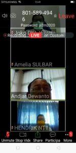 PPSDM BNN Gelar Pelatihan bagi Kabid P2M se Indonesia