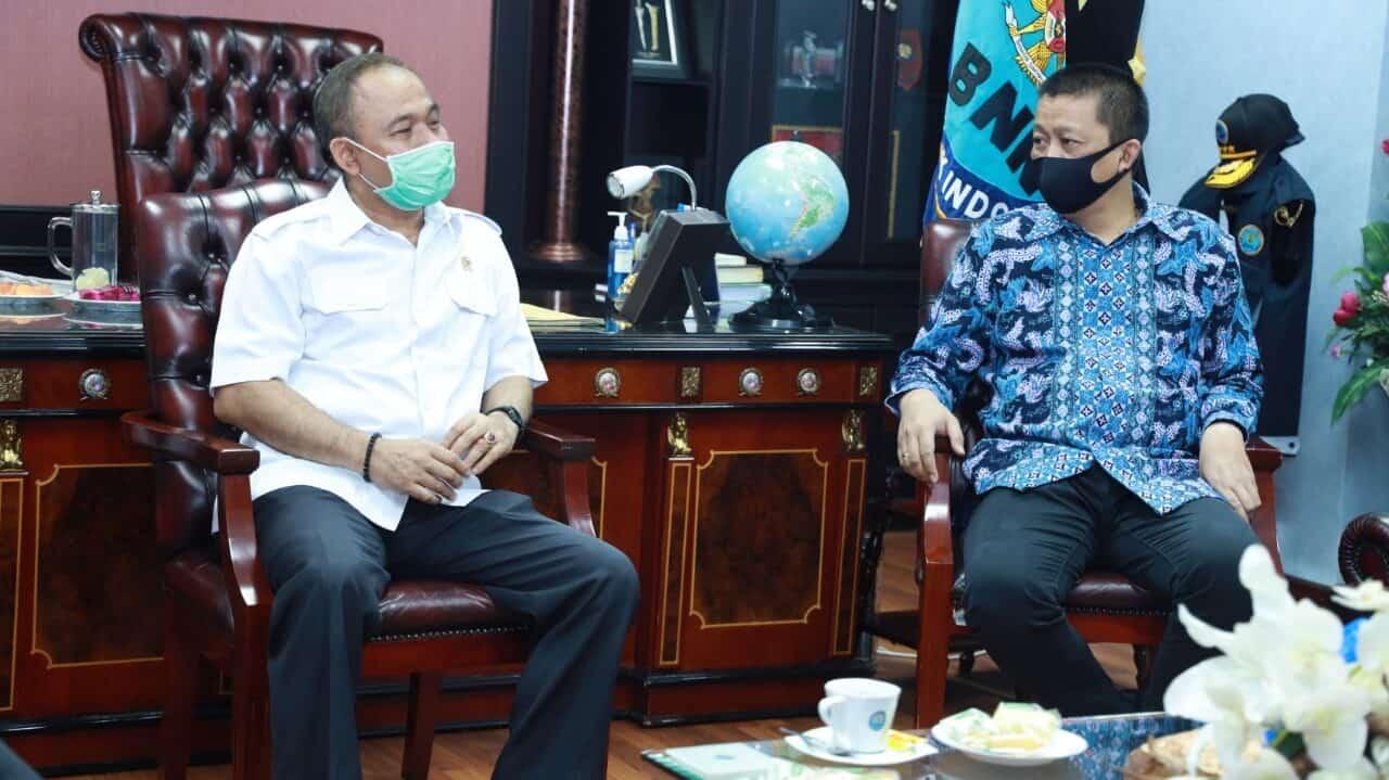 BNN Dan PT Garuda Indonesia Lanjutkan Kerjasama Di Bidang P4GN
