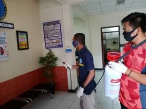 BNN Kota Tangerang Siapkan Langkah Strategis Hadapi PSBB