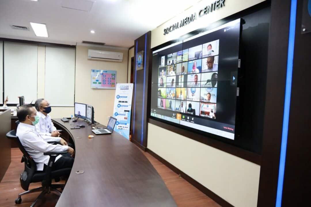 Manfaatkan Kecanggihan Teknologi PPSDM BNN Lakukan Pelatihan Melalui Distance Learning