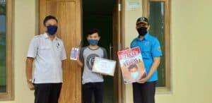 Juara Lomba Poster Anti Narkoba Diganjar Smartphone