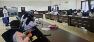 Rapat Percepatan Pelaksanaan Reformasi Birokrasi Di Lingkungan BNN