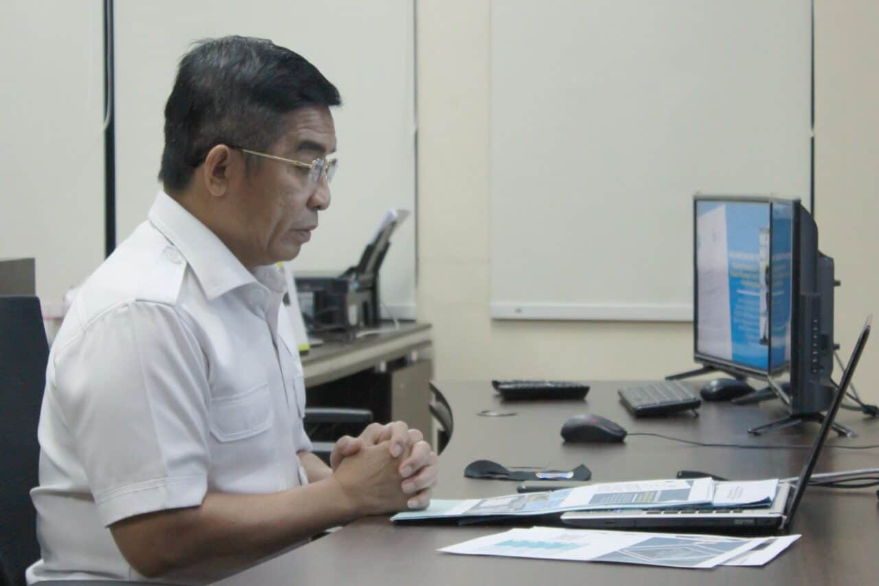 BNN perkuat Jejaring Pencegahan dengan OJK utk Implementasi Inpres 02 / 2020