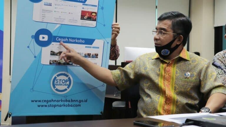 Deputi Pencegahan ajak Komunitas BBT untuk No Mudik, No Panic, No Narcotics