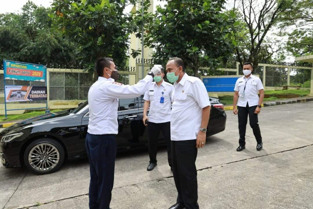 KA BNN Minta Babes, Buat Protokol Kesehatan Terkait Penanganan Rehab Di Masa Pandemi Covid-19