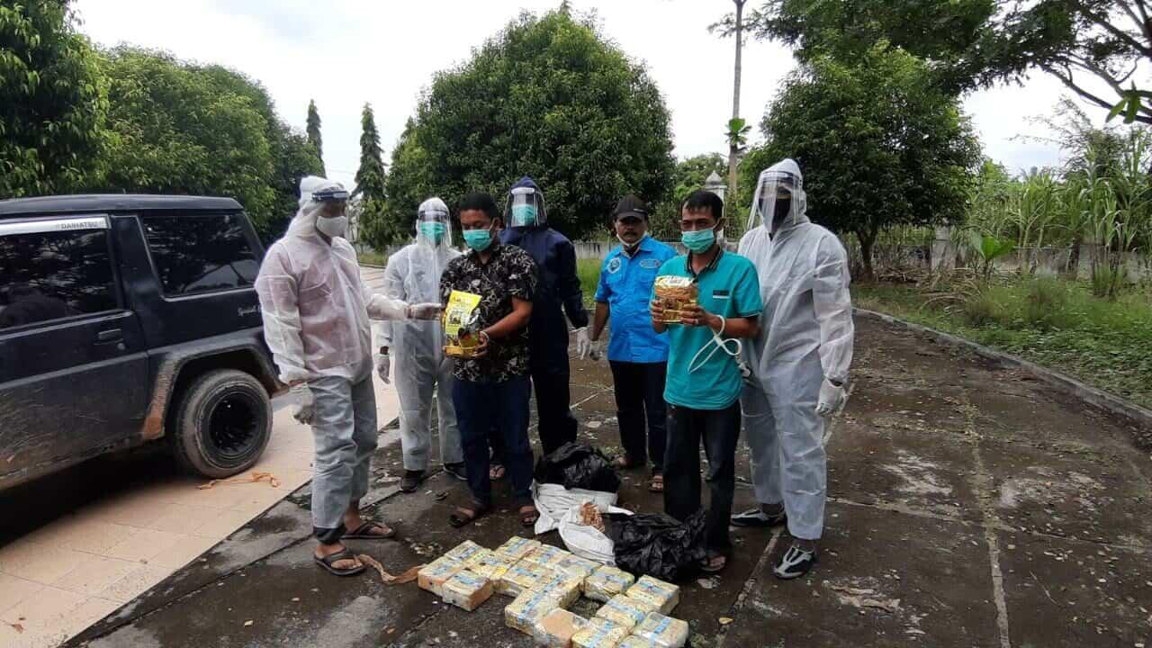 BNN Sita 50 Kg Sabu dari Jaringan Sindikat Narkoba Internasional