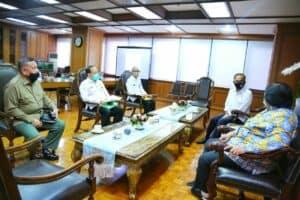 BNN Jalin Kerjasama Dengan Kementerian LHK Dukung Rencana Aksi Nasional P4GN