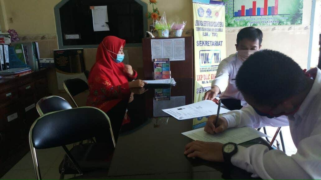Loka Rehabilitasi BNN Kalianda Fasilitasi Klien Untuk Dapatkan Pendidikan Kejar Paket C
