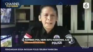 Mantan Kepala BNN RI Apresiasi Upaya Kapolda Sumsel Beri Jera Anggotanya