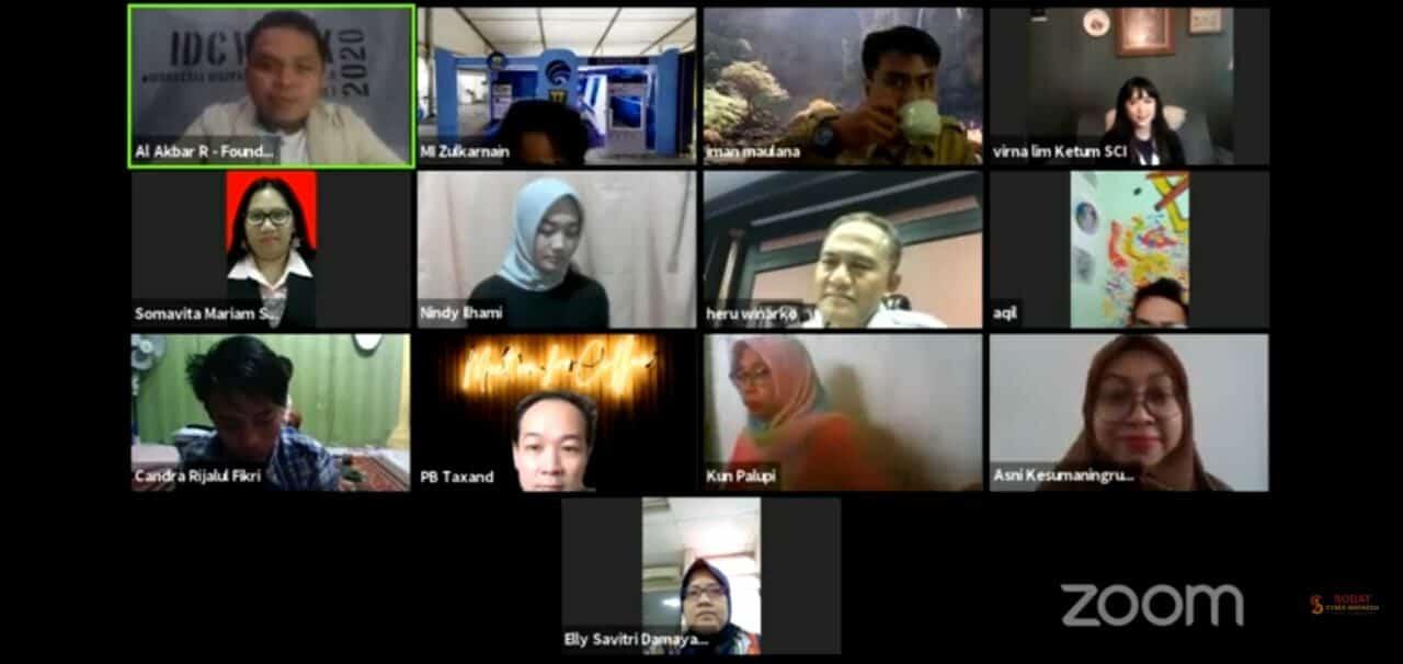 Kepala BNN RI Beri Motivasi Kepada Sobat Cyber Indonesia Di Acara Indonesia Digital Content Week 2020