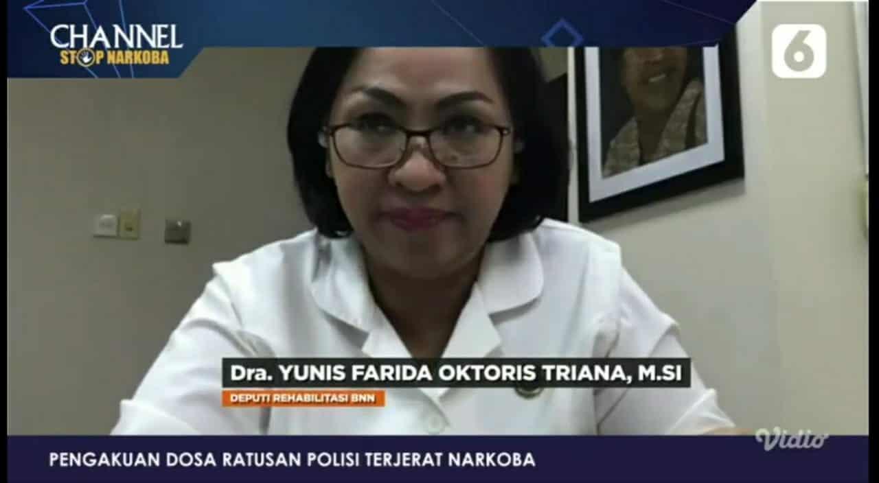 Rehabilitasi Penting Bagi Korban Penyalahgunaan Narkoba