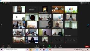 Peserta Rapat Kerja dalam rangka Sinergi Stakeholder di Provinsi Sulawesi Selatan