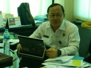 Sambutan sekaligus Pembukaan giat Raker Sinergi Stakeholder Oleh Direktur Dayatif