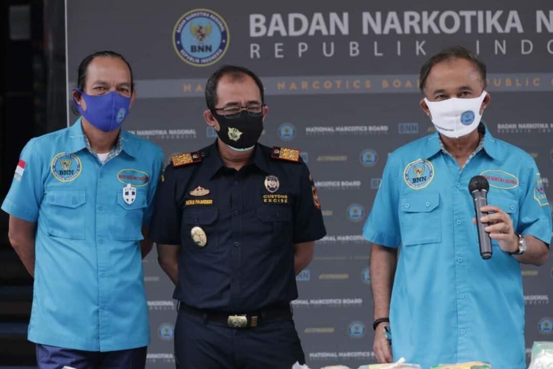 Narkoba Marak Saat Pandemi, BNN Gencar Lakukan Operasi