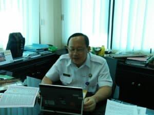 Sambutan sekaligus Pembukaan Rapat Kerja Stakeholder oleh Direktur Dayatif BNN
