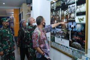 Kepala BNN Terima Kunjungan Kababinkum TNI