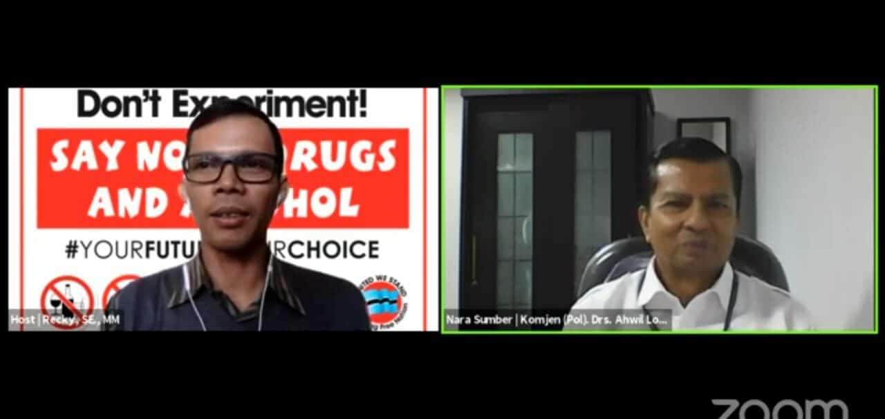 Kejahatan Narkoba Bisa Libatkan Pemimpin Negara