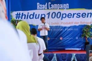 BNN dan Komunitas Mobil Blank Blend Thonk Salurkan Bantuan di Banten