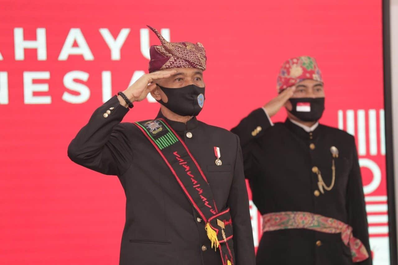 75 Tahun Indonesia Merdeka, BNN RI #HIDUP100PERSEN