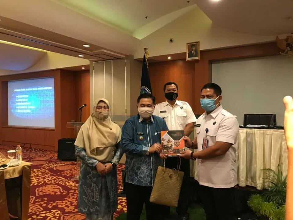 Kegiatan Bimbingan Teknis bagi Pendamping, Tokoh Masarakat, Tokoh Agama, Tokoh Pemuda pada Kawasan rawan Narkoba di Kalimantan Selatan