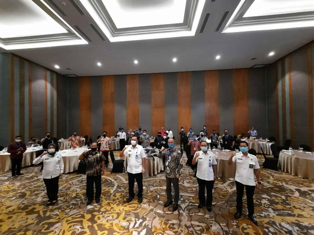 Kegiatan Bimbingan Teknis Bagi Pendamping, Tokoh Masyarakat, Tokoh Agama dan Tokoh Pemuda pada Kawasan Rawan dan Rentan di Provinsi NTB
