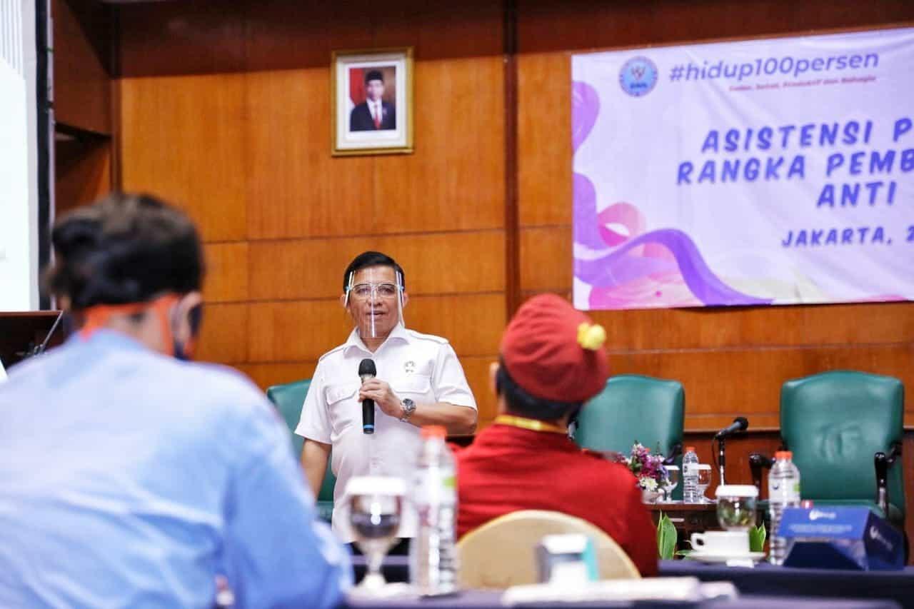 Relawan Anti Narkoba Sebagai Garda Terdepan Upaya P4GN