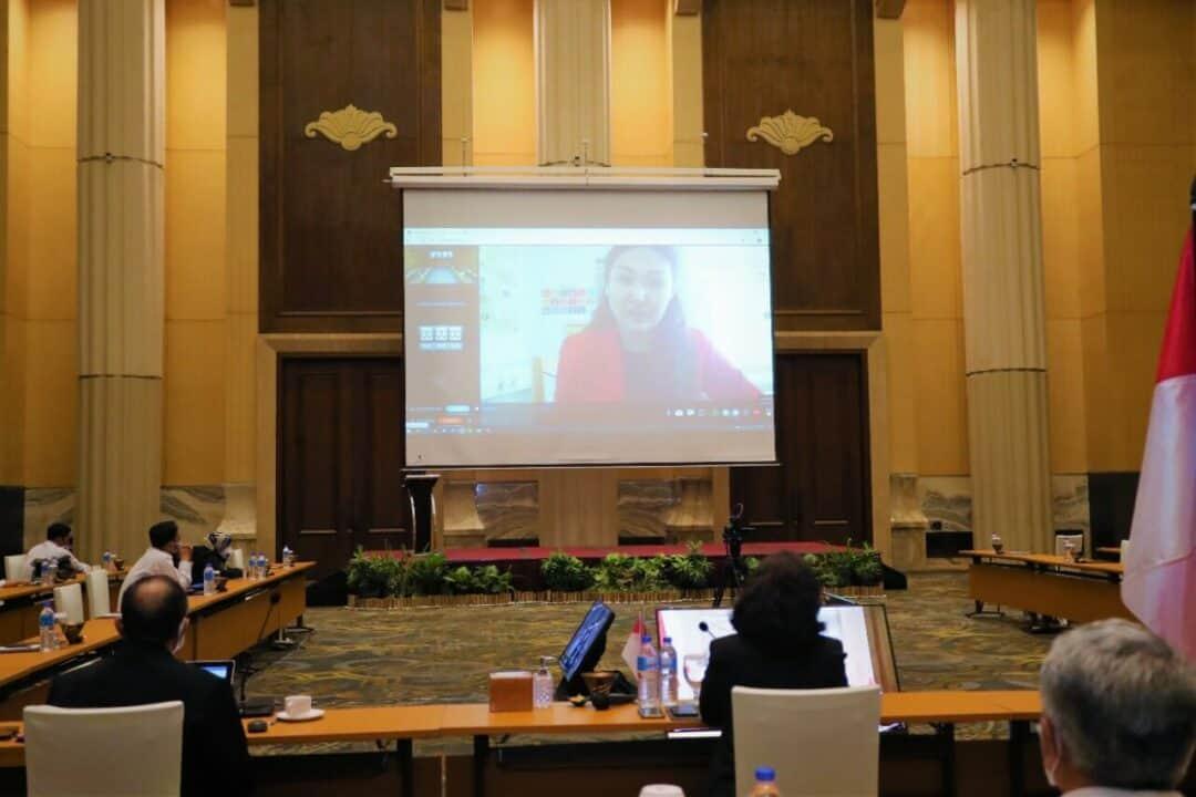 BNN RI Sampaikan Pandangannya Terkait Rekomendasi ECDD