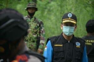 BNN RI Musnahkan 6 Ton Ganja Di Aceh UtaraDilahan Seluas 5 Hektare